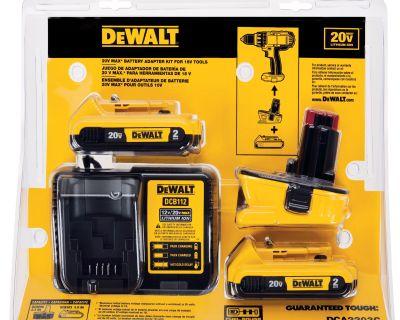 Dewalt 18-20V Battery Charge Kit Accessory Cumming, GA