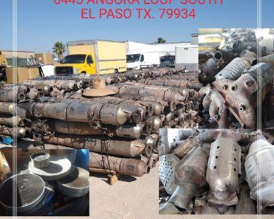 $CATALYTIC CONVERTERS/DPF$