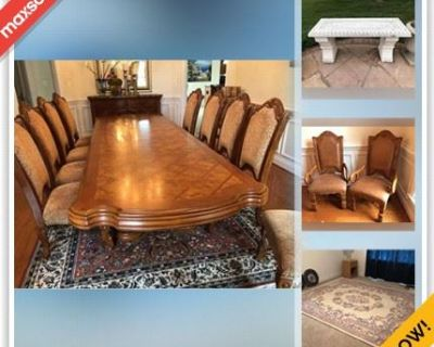 South Riding Downsizing Online Auction - Flemming Drive