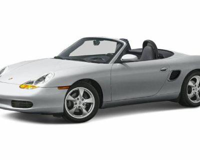 2002 Porsche Boxster Standard