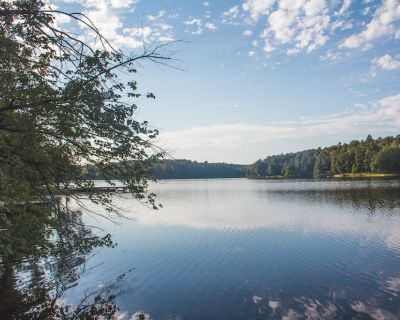 NEW - Quiet Lakefront Cabin - Brookport