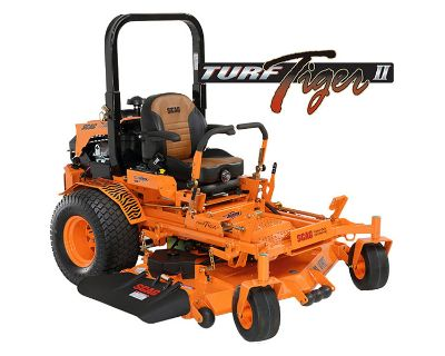 2020 SCAG Power Equipment Turf Tiger II 61 in. Briggs Vanguard 35 hp Commercial Zero Turns Chillicothe, MO