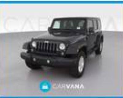 2018 Jeep Wrangler Gray, 22K miles
