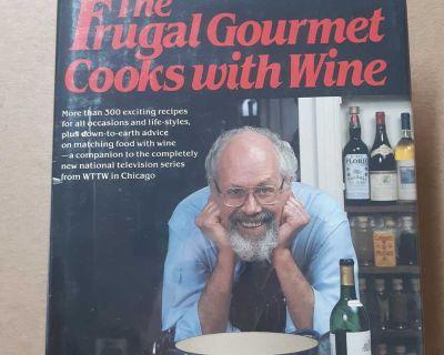 Vintage 1984 cookbook