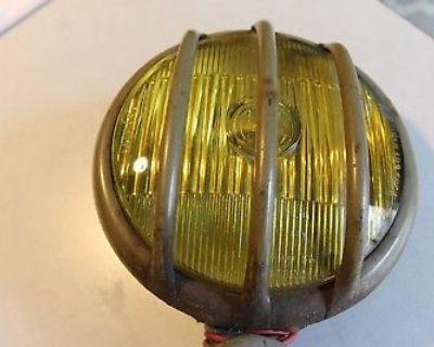 Bosch guard grill fog light