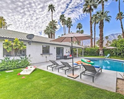NEW! Modern Oasis ~3 Mi to Downtown Palm Springs! - Araby