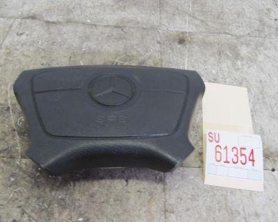 92 Mercedes 400e Left Driver Steering Wheel Airbag Air Bag Oem