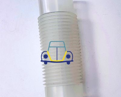 Ghia Hot/Cold Mixing Pipe Plastic Connector