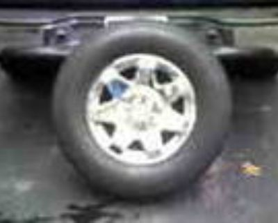 Rolling Bargain 4 Stock Escalade Rims W Dynapro At Tires