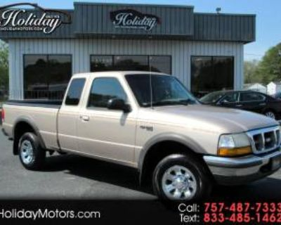 "1998 Ford Ranger XLT Supercab 126"" WB 4WD"