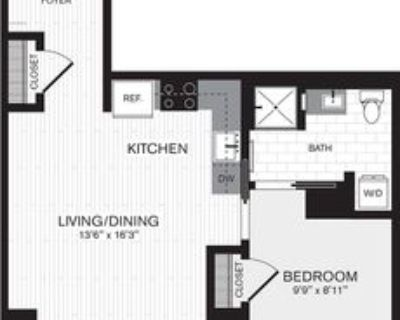 23 Child St #1216, Cambridge, MA 02141 1 Bedroom Apartment