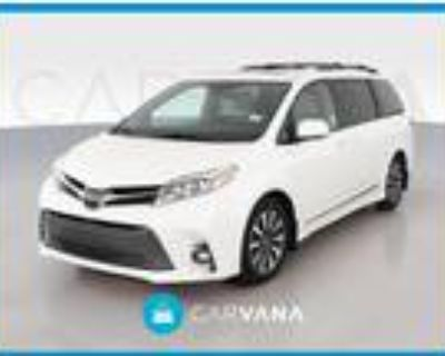 2020 Toyota Sienna White, 8K miles