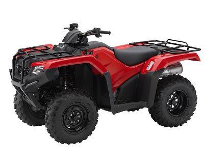 2016 Honda FourTrax Rancher 4x4 Automatic DCT Power Steering ATV Utility Kaukauna, WI