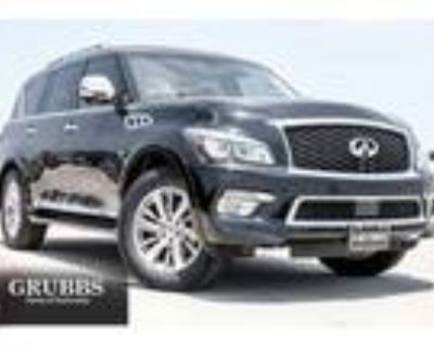 2016 INFINITI QX80 Signature Edition w/ Driver Assistance Package