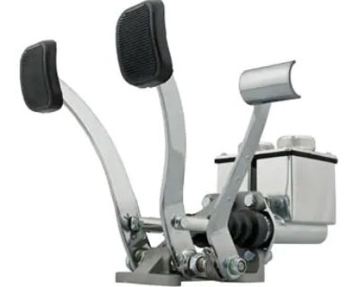 Empi 16-2531 Dune Buggy Dual Pedal Assembly W/Gas