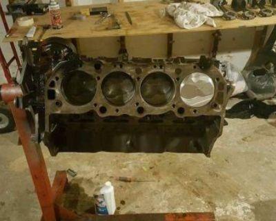 Bbc 468 Race Motor