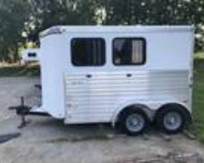 2013 Sundowner Super Sport 2H Slant Load Horse Trailer