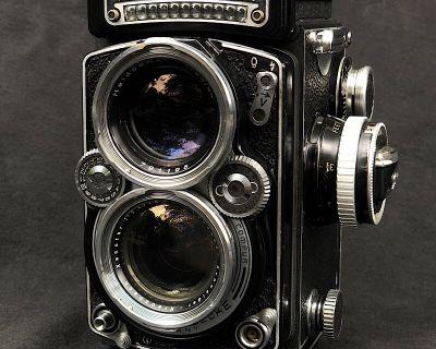 FS: Rolleiflex 2.8E Xenotar CLA d $525