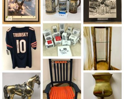 WWII Aviation Memorabilia, Sports Collectibles and Decor in Willowbrook