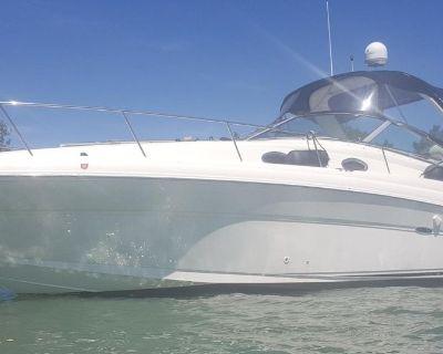 2004 34' Sea Ray 340 Sundancer