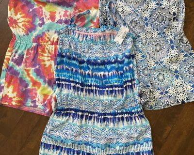 NWT- Children s Place rompers- size LG- $30 for all 3