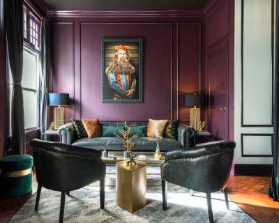 Private Luxe Castro Lounge for Corporate Retreats, San Francisco, CA