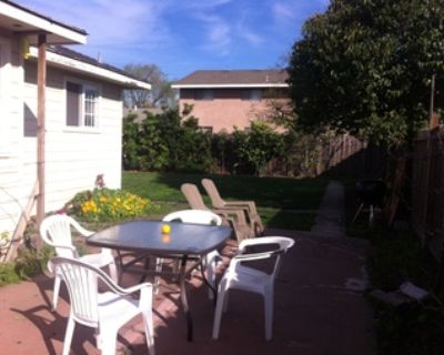 $850 private furnished room in single house of Menlo Park rent July 1.