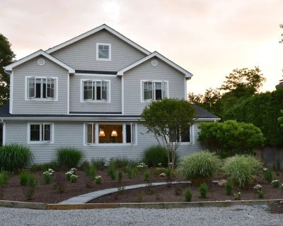 New 5 bdrm with pool - walk to Gosman's - Culloden Shores