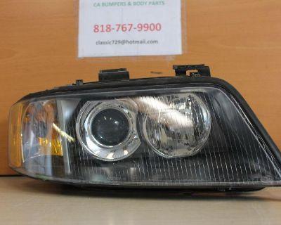02 03 04 2002 2003 2004 Audi A4 Headlight Light Xenon Hid Quattro 427941004e R