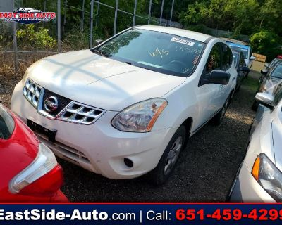Used 2011 Nissan Rogue AWD 4dr S