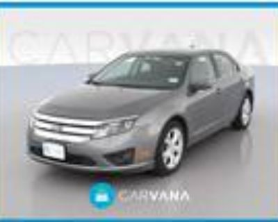 2012 Ford Fusion Gray, 102K miles