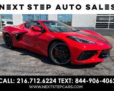 2021 Chevrolet Corvette 2dr Stingray Cpe w/1LT