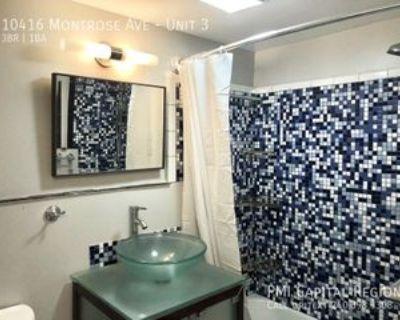 10416 Montrose Ave #3, North Bethesda, MD 20814 3 Bedroom Condo