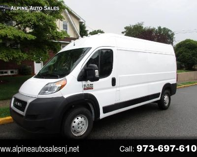 2020 RAM Promaster 2500 High Roof 159-in. WB