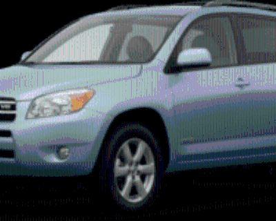2007 Toyota RAV4 Limited V6