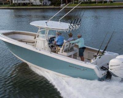 Sailfish 320CC