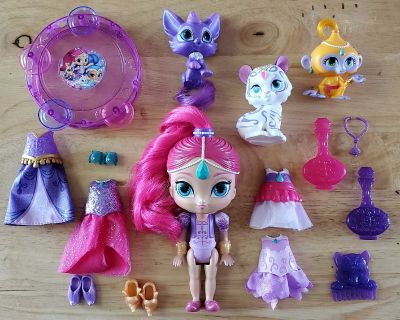 """""""Shimmer"""" Genie Collection"""