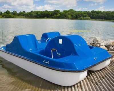 Iso pedal boat