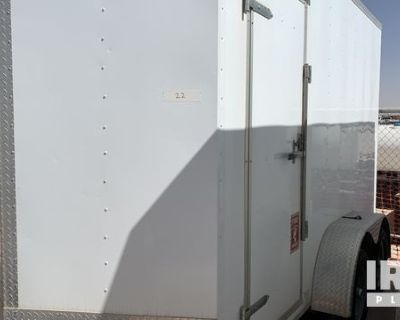 2016 (unverified) Continental Cargo T/A Enclosed Utility Trailer