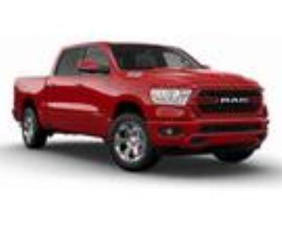 2021 RAM 1500 Red