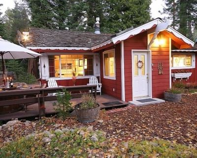 Tahoebliss-Charming & Elegant-Walk to Private Beach, Boat Buoy/Low Cleaning Fee - Tahoma