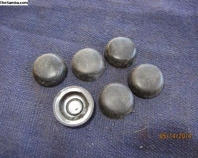 vanagon front seat belt bolt caps