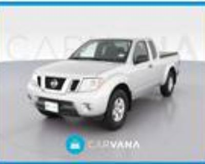 2012 Nissan frontier Silver, 50K miles