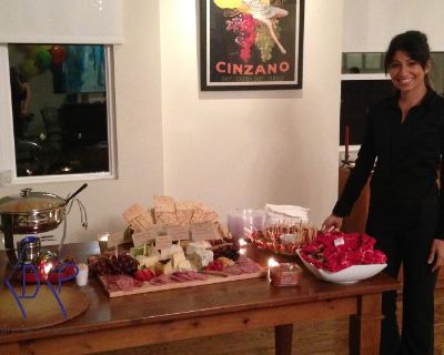 Mother's Day Wait Staff for Hire in Los Angeles! 866.504.8086