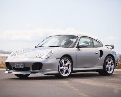 2002 Porsche 996 Turbo Coupe - X50 6spd -25k miles- Aero Pkg, Sport Seats - Original