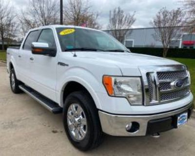 2010 Ford F-150 Lariat SuperCrew 5.5' Box 4WD