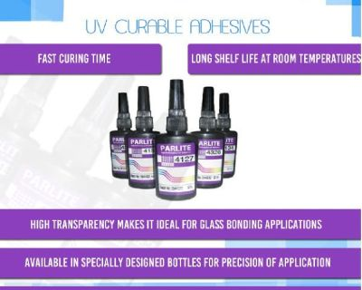 UV Adhesive  from Parson Adhesives