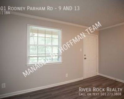 9101 N Rodney Parham Rd #9AND13, Little Rock, AR 72205 1 Bedroom Apartment