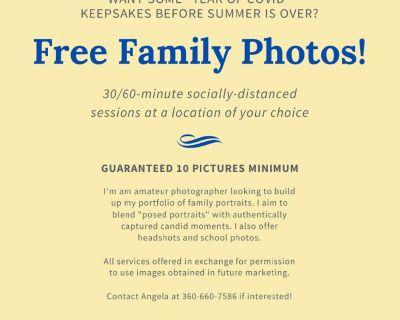 Free Family Photography