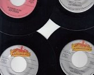 Collectables Records Set Of 4*Mint-45s !